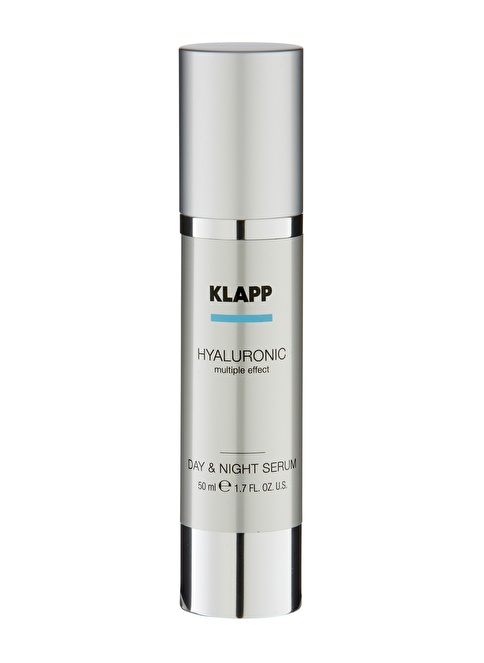 Klapp Hyaluronic Day & Night Serum 50 Ml Renksiz